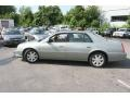 2007 Green Silk Cadillac DTS Sedan  photo #9