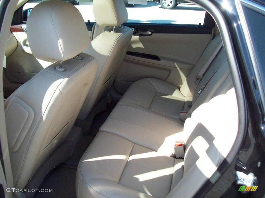 Neutral Interior 2011 Chevrolet Impala Ltz Photo 46268104