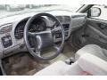 Graphite Prime Interior Photo for 2002 Chevrolet S10 #46270159