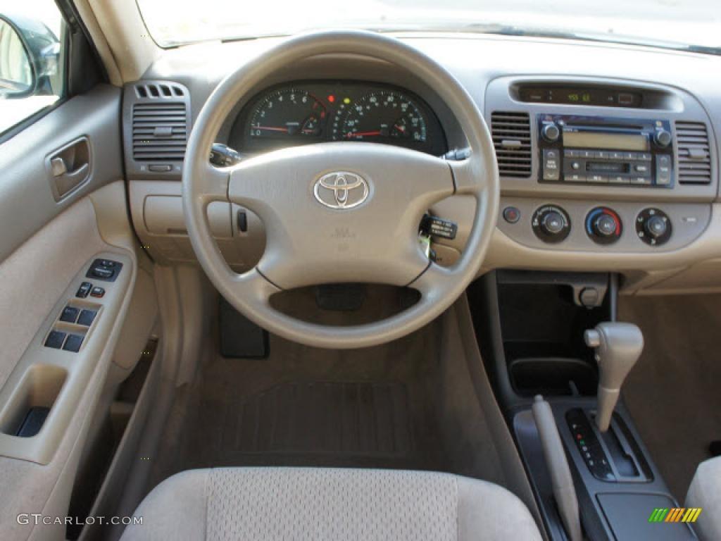 2004 Toyota Camry Le V6 Dashboard Photos Gtcarlot Com