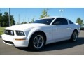 2006 Performance White Ford Mustang GT Premium Coupe  photo #1