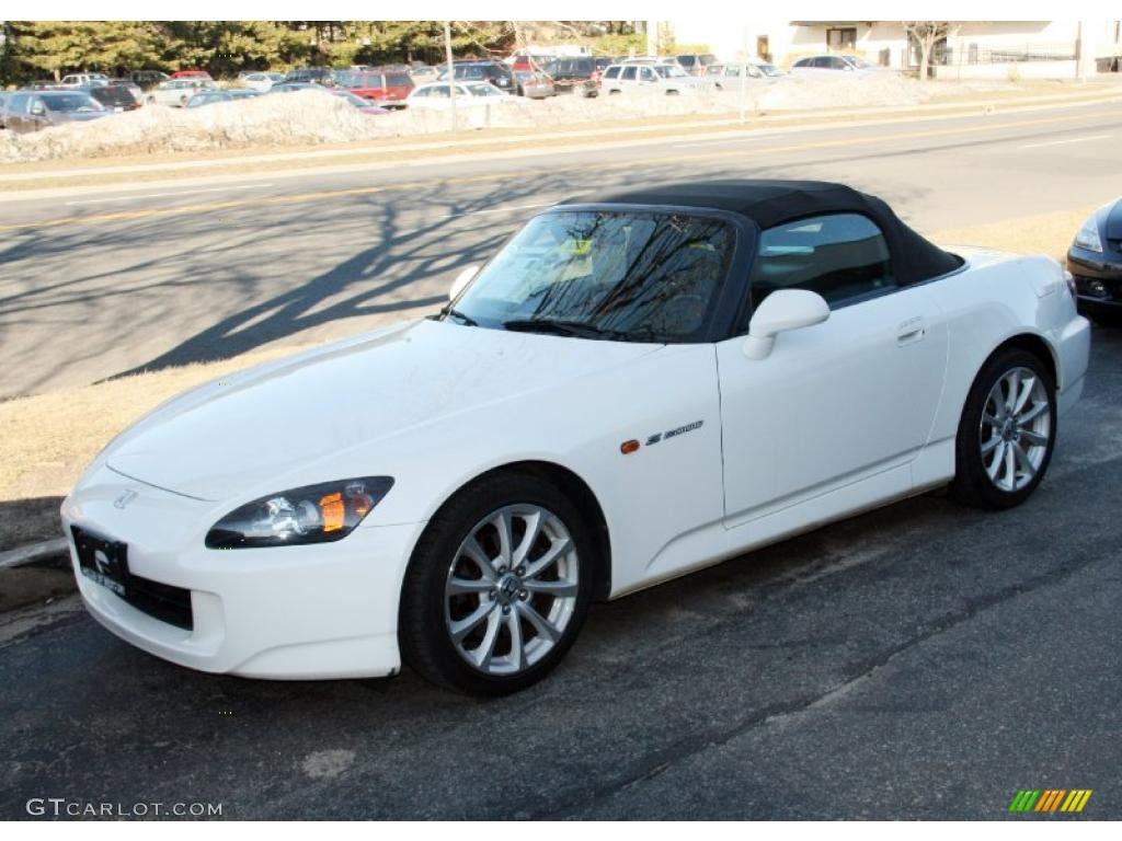 Grand Prix White 2007 Honda S2000 Roadster Exterior Photo #46277867 ...