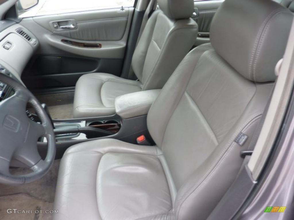 Quartz Interior 2000 Honda Accord Ex Sedan Photo 46278189
