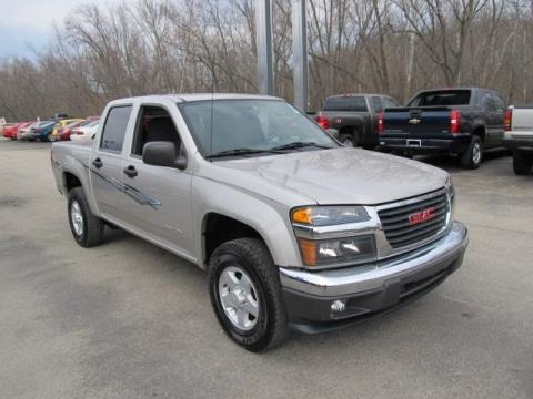 2005 gmc canyon sle crew cab 4x4 data info and specs. Black Bedroom Furniture Sets. Home Design Ideas