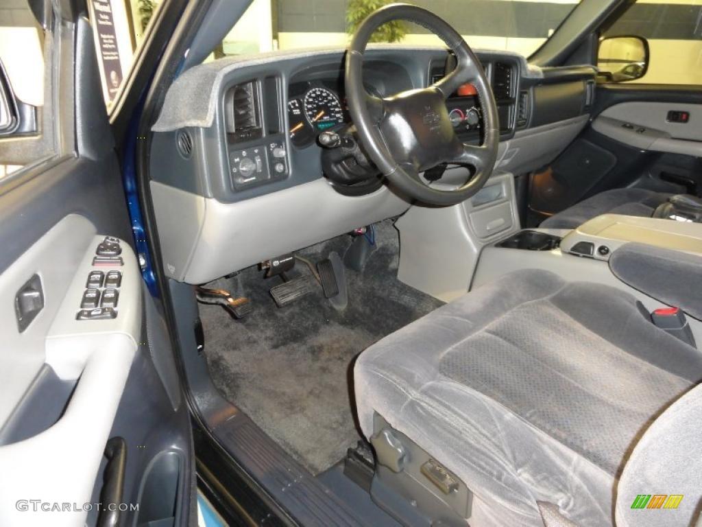 2001 Chevrolet Tahoe Warranty
