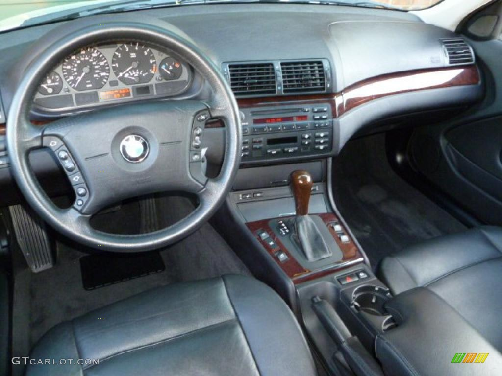 Black Interior 2004 Bmw 3 Series 325i Sedan Photo 46282650 Gtcarlot Com