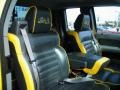 Black/Yellow Interior Photo for 2005 Ford F150 #46287739