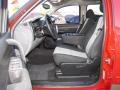 2009 Victory Red Chevrolet Silverado 1500 LS Crew Cab  photo #8