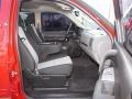 2009 Victory Red Chevrolet Silverado 1500 LS Crew Cab  photo #9