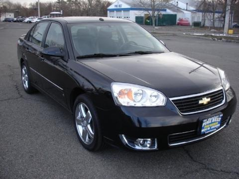 2007 Chevrolet Malibu LTZ Sedan Data, Info and Specs | GTCarLot.com