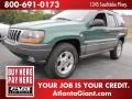1999 Everglade Green Pearl Jeep Grand Cherokee Laredo 4x4 #46244763