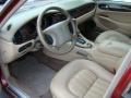 Oatmeal 2000 Jaguar XJ Interiors