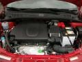 2011 SX4 Crossover Touring AWD 2.0 Liter DOHC 16-Valve 4 Cylinder Engine