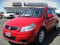 Vivid Red - SX4 Crossover AWD Photo No. 1