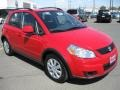 Vivid Red - SX4 Crossover AWD Photo No. 3