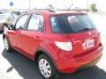Vivid Red - SX4 Crossover AWD Photo No. 7