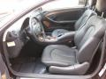 2009 CLK 350 Coupe Black Interior