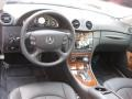 Dashboard of 2009 CLK 350 Coupe