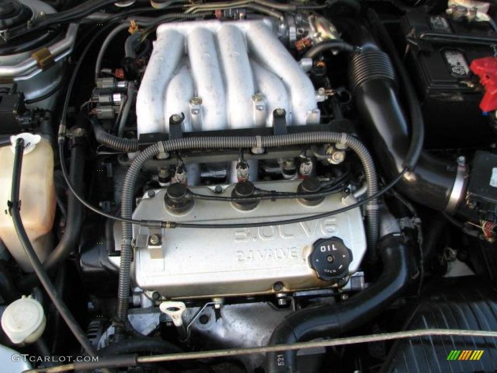 2002 Chrysler Sebring Lxi Coupe 3 0 Liter Sohc 24