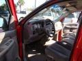 2002 Flame Red Dodge Ram 1500 SLT Quad Cab  photo #9