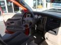 2002 Flame Red Dodge Ram 1500 SLT Quad Cab  photo #17