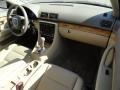Beige Dashboard Photo for 2008 Audi A4 #46320120