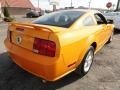 2007 Grabber Orange Ford Mustang GT Premium Coupe  photo #5