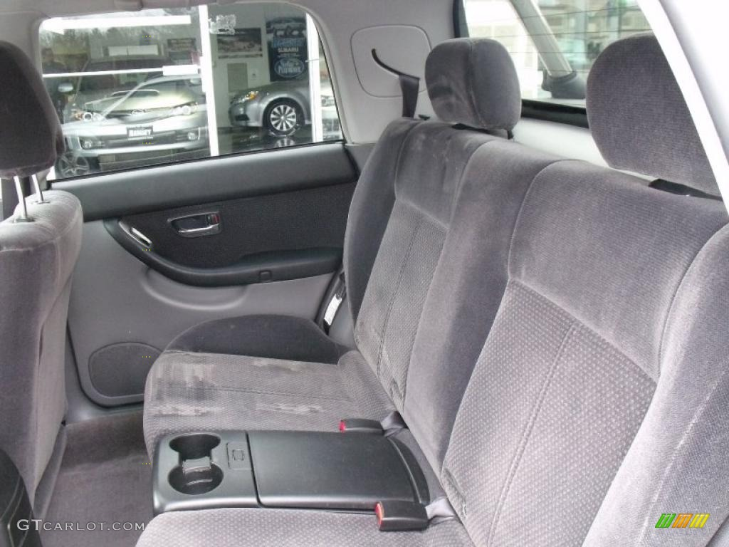 Gray Interior 2003 Subaru Baja Sport Photo 46332723