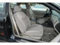 Gray 2003 Chevrolet Monte Carlo SS Interior Color