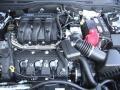 2011 Tuxedo Black Metallic Ford Fusion SEL V6  photo #30