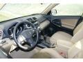 Sand Beige Interior Photo for 2011 Toyota RAV4 #46339692