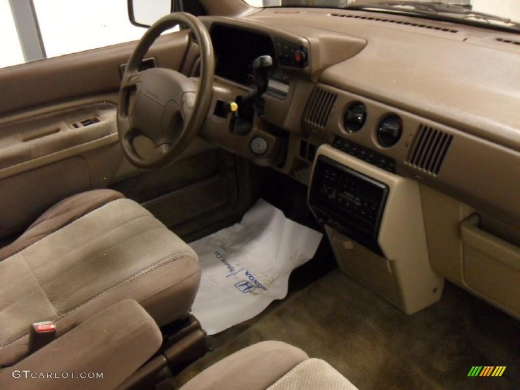 1993 mazda mpv standard mpv model beige dashboard photo 46341063