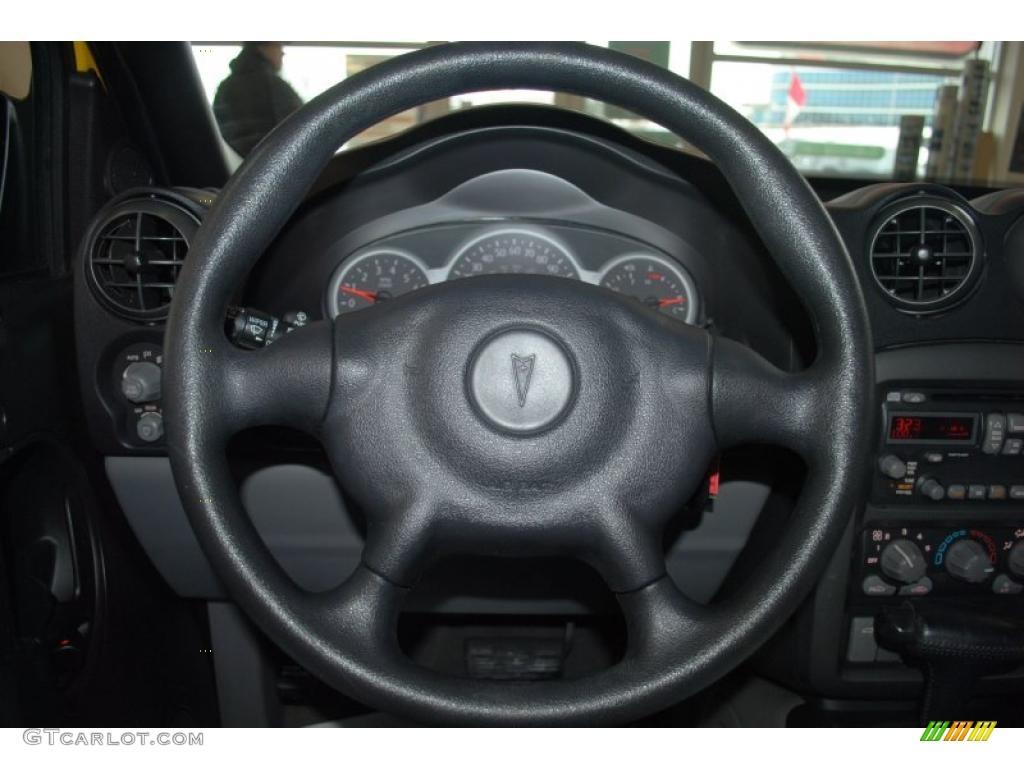 2002 pontiac aztek standard aztek model steering wheel. Black Bedroom Furniture Sets. Home Design Ideas