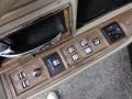 Controls of 1990 Town Car Cartier