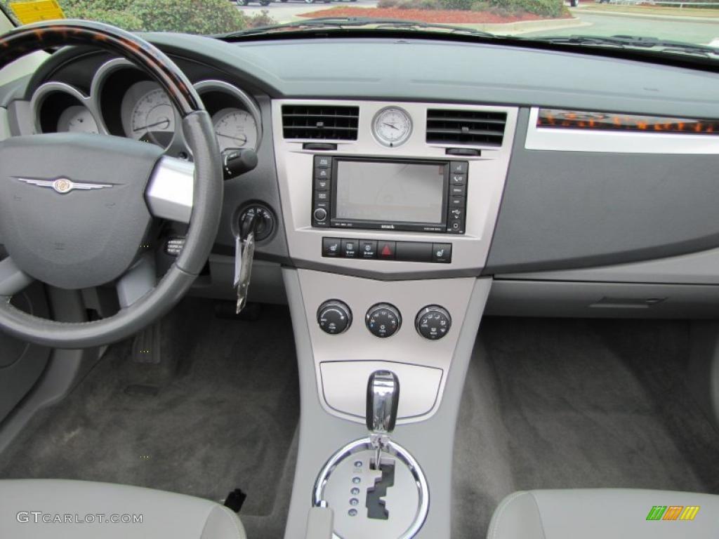 on 2007 Chrysler Sebring Transmission