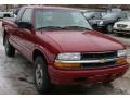 Dark Cherry Red Metallic 2000 Chevrolet S10 Gallery