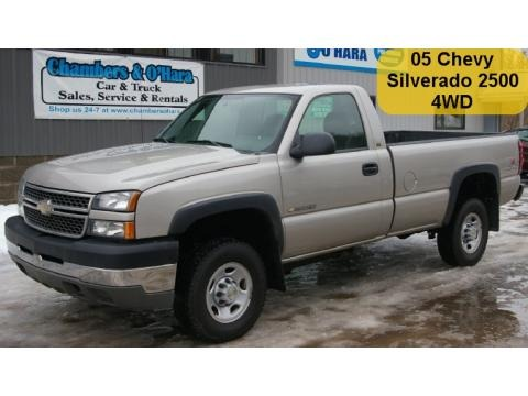 2005 chevrolet silverado 2500hd regular cab 4x4 data info and specs. Black Bedroom Furniture Sets. Home Design Ideas