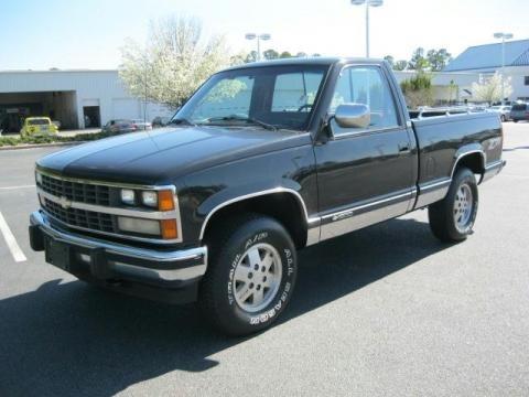 1989 Chevrolet C/K
