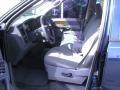 2006 Patriot Blue Pearl Dodge Ram 1500 SLT Quad Cab  photo #7