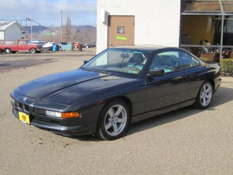 1991 bmw 8 series 850i coupe data info and specs. Black Bedroom Furniture Sets. Home Design Ideas