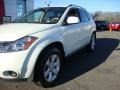 2007 Glacier Pearl White Nissan Murano SE AWD  photo #3