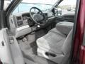 Medium Graphite Interior Photo for 2000 Ford F250 Super Duty #46383963