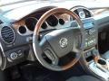 Ebony/Ebony Steering Wheel Photo for 2011 Buick Enclave #46386267