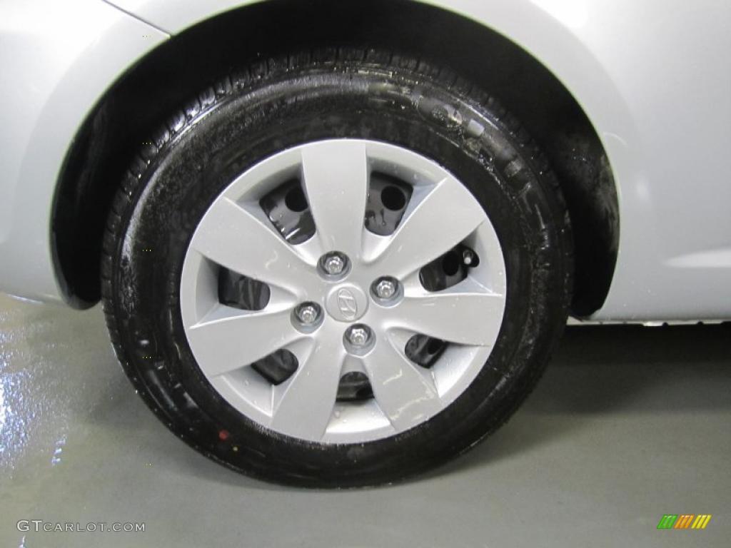 2011 Hyundai Accent Gl 3 Door Wheel Photo 46387158