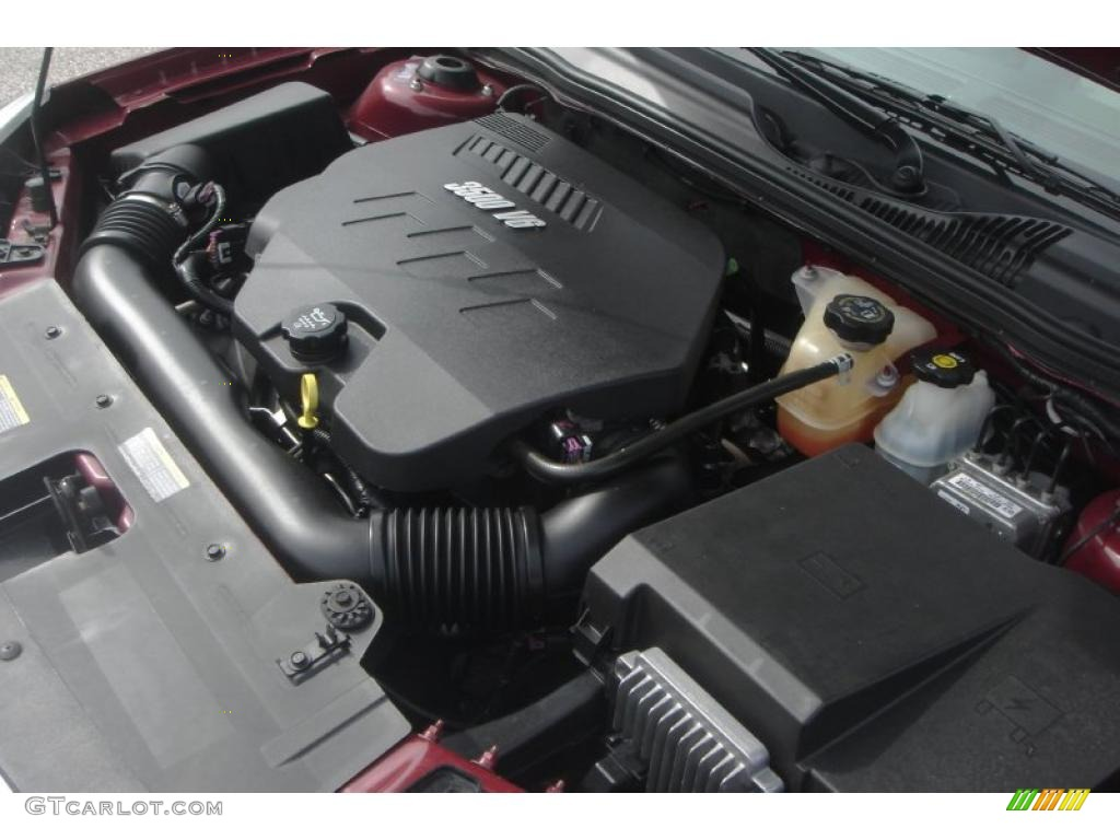 2007 Chevrolet Malibu LTZ Sedan 3.5 Liter OHV 12-Valve V6 Engine Photo ...