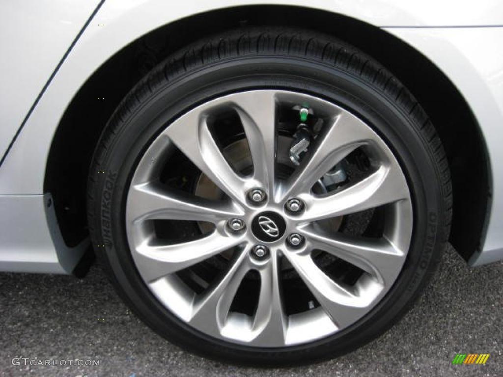 2011 Hyundai Sonata Se Wheel Photo 46399791 Gtcarlot Com
