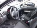 Carbon Black Interior Photo for 2008 Subaru Impreza #46402173