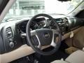 2011 Black Chevrolet Silverado 1500 LT Extended Cab  photo #6