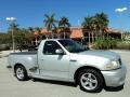 Silver Metallic 2001 Ford F150 SVT Lightning