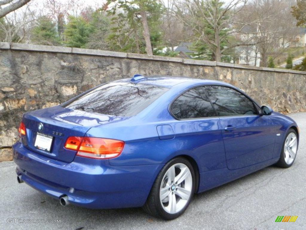 montego blue metallic 2008 bmw 3 series 335i coupe. Black Bedroom Furniture Sets. Home Design Ideas